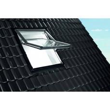 Окно мансардное Roto Designo WDF R79 K W WD AL 07/11 (74x118 см) пластик